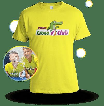 Croco tričko