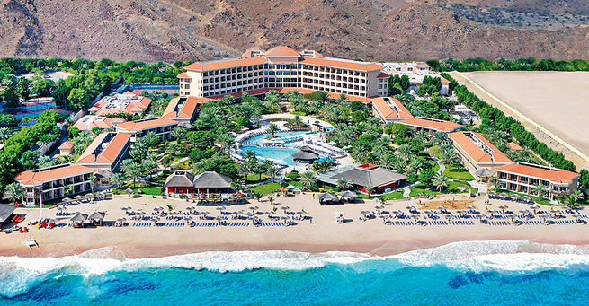 Hotel Fujairah Rotana Resort And Spa