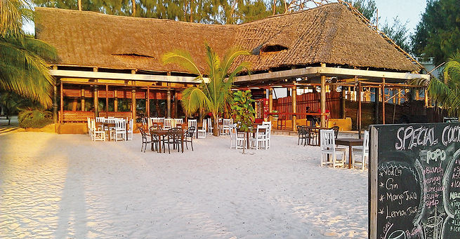 Hotel Sunset Kendwa