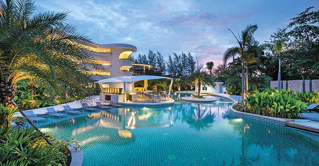 Hotel Novotel Phuket Karon Beach Resort