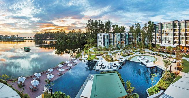 Hotel Cassia Phuket