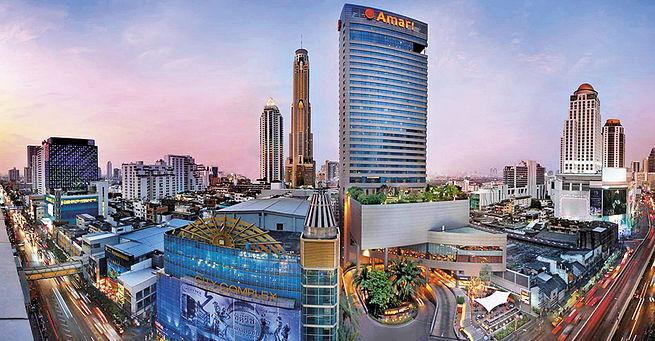 Hotel Amari Watergate