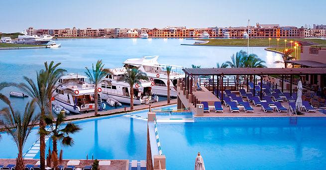 Hotel Marina Lodge Ghalib Resort