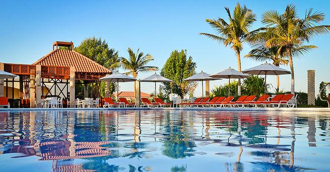 Hotel Umm Al Quwain Beach Resort