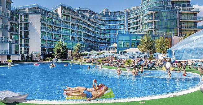 Hotel Primorsko Del Sol