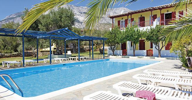 Hotel Vila Magda