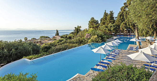 Hotel Aeolos Beach & Resort
