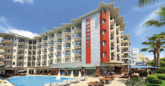 Hotel Monart City