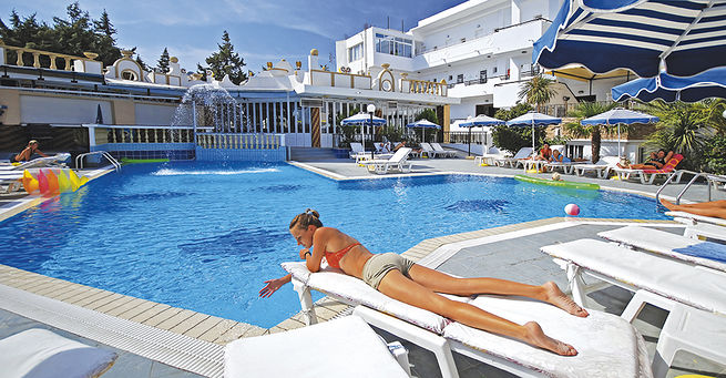 Hotel Grecian Fantasia Resort