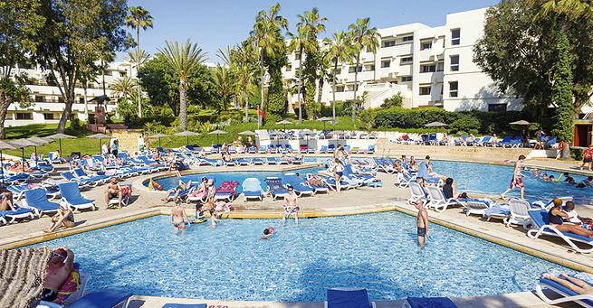 Hotel Almohades Beach Resort