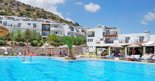 Hotel Semiramis Village
