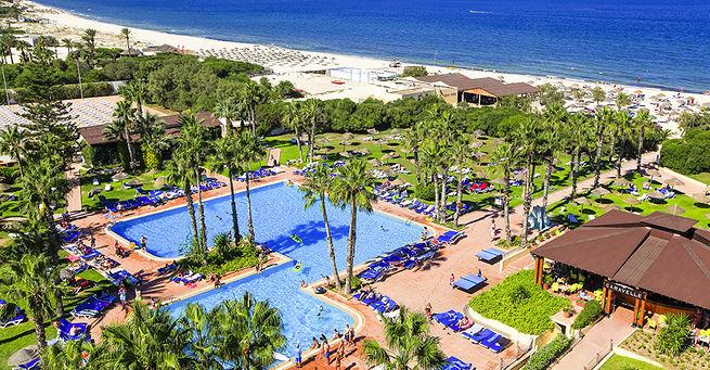 Hotel Sahara Beach Aqua Park Resort
