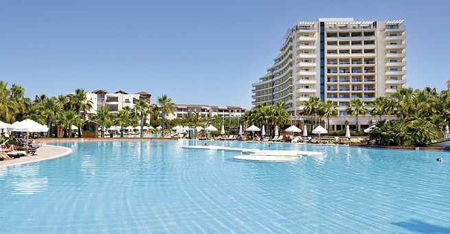 Hotel Barut Lara Resort Spa & Suites