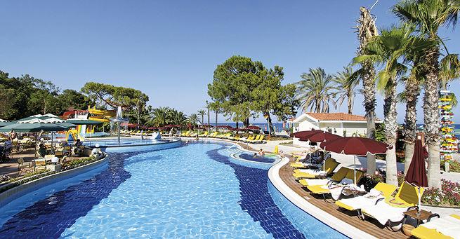 Hotel Club Boran Mare Beach