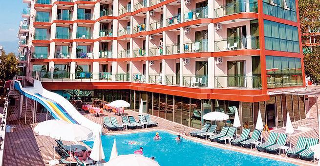 Hotel Grand Bayar Beach