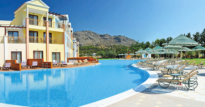 Hotel Lindos Imperial Executive Suites