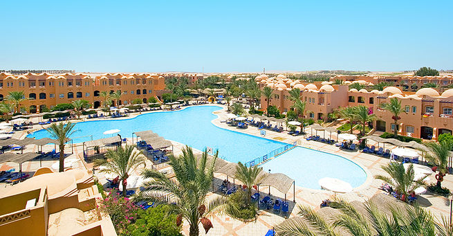 Hotel Jaz Makadi Oasis Resort & Club