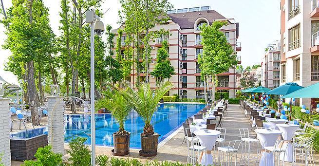 Hotel Mpm Tarsis Club