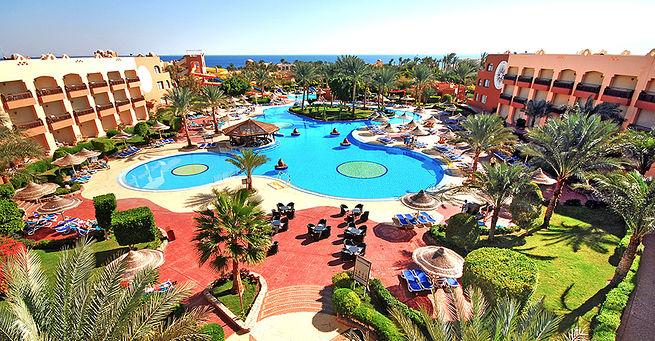Hotel Nubian Village Resort & Aquapark