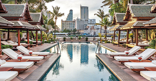 Hotel The Peninsula Bangkok