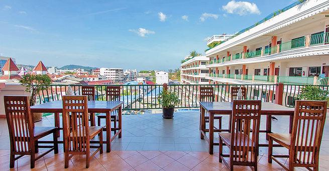 Hotel Bel Aire Resort