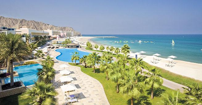 Hotel Radisson Blu Resort Fujairah