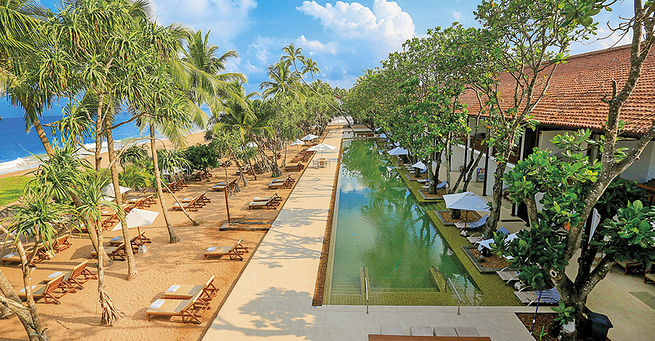 Hotel Pandanus Beach Resort & Spa