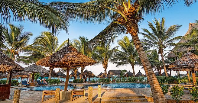 Hotel Waridi Beach Resort & Spa