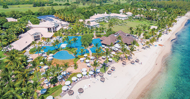 Hotel Sugar Beach Golf & Spa Resort