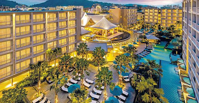 Hotel Grand Mercure Phuket Patong