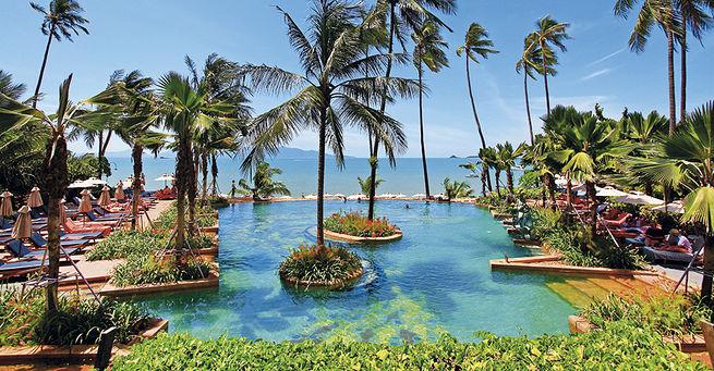 Hotel Anantara Bophut Resort & Spa