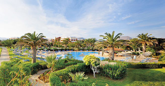 Hotel Anissa Beach And Village Hotel