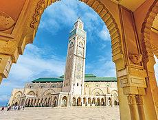 Královská sultánská města - Casablanca