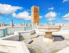 Velký okruh Marokem - Rabat