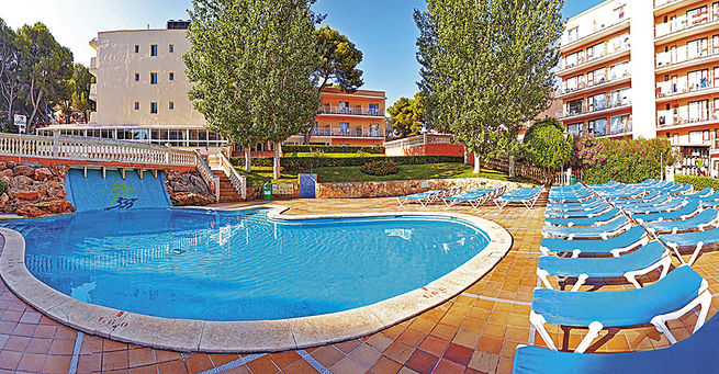 hotel club palma bay mallorca pan lsko ck blue style ForStyle Hotel Mallorca