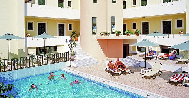 Hotel Vantaris Corner