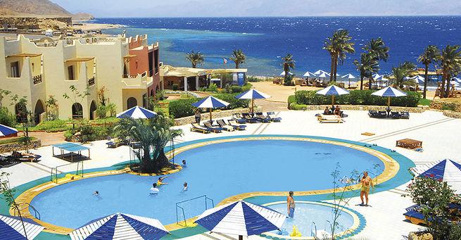 Hotel Tropitel Dahab Resort