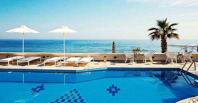 Hotel Petradi Beach Lounge